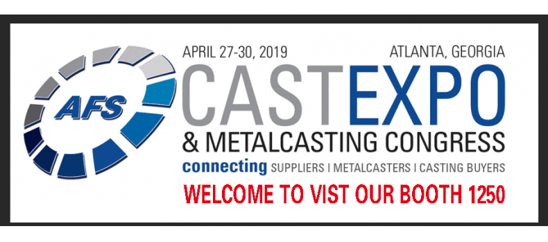 Cast Expo 2019.Apr.27-30
